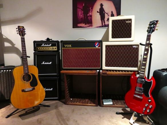 Legendary Tone: The Vox AC15