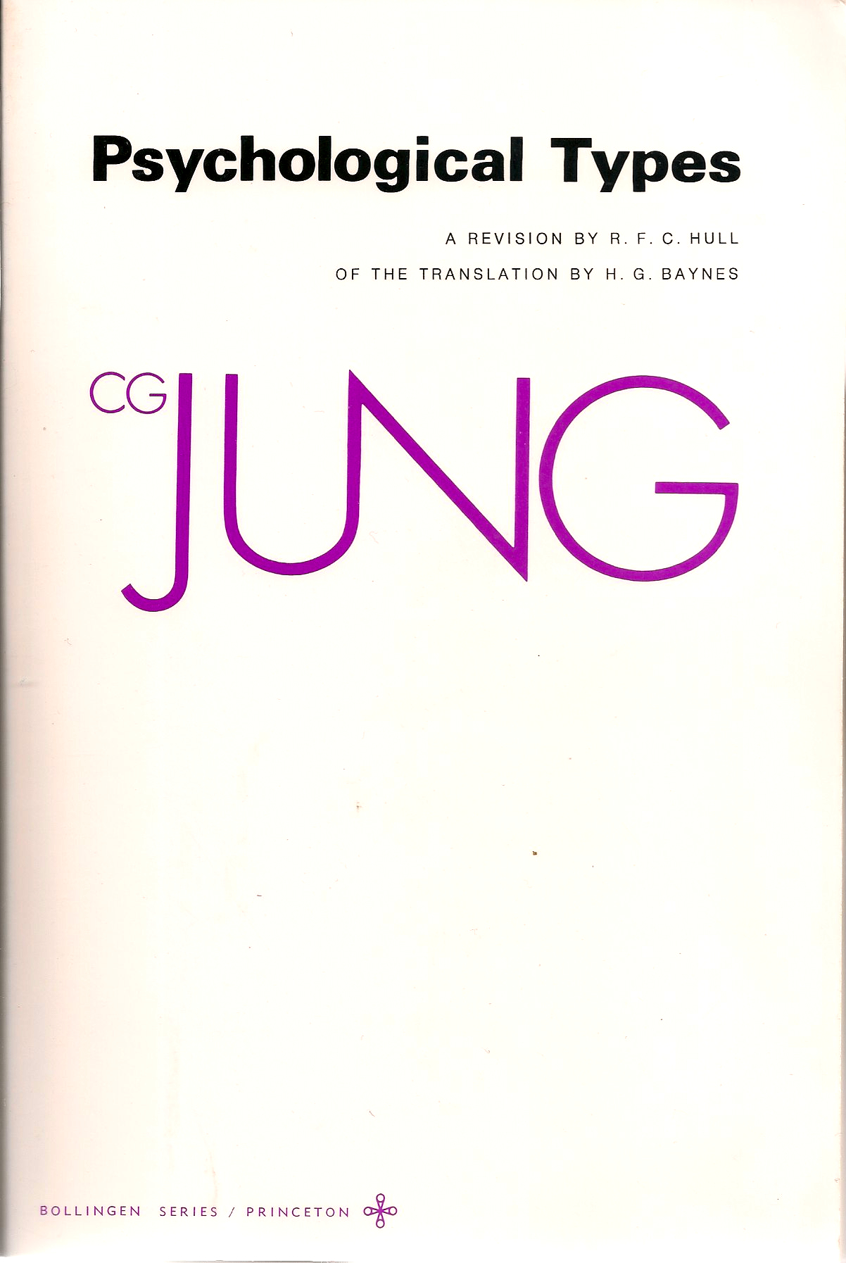 jungian psychology psychological types end of the game