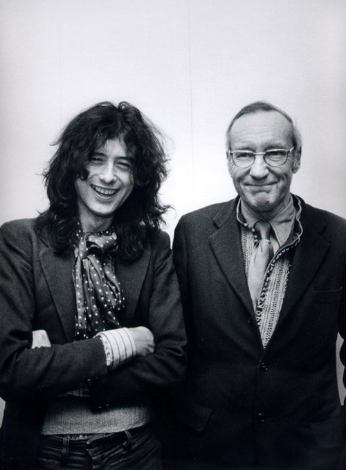 william burroughs led zeppelin