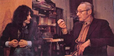 William Burroughs Interviews Jimmy Page [1975] | End of the Game