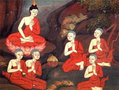 buddha monks
