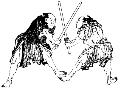zen sword fight